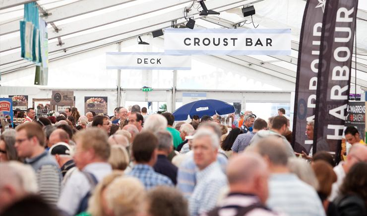 Cornish Food Festival - credit Toby Lowe