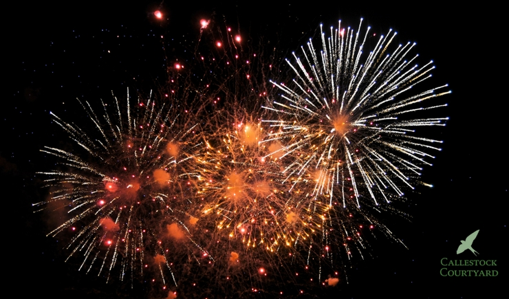 Where to watch fireworks in Cornwall