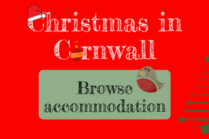 Christmas accommodation at Callestock