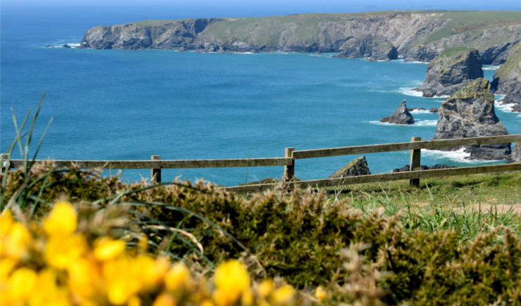 Stunning North Cornish Coast - courtesy of Callestock Courtyard Cottages